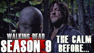 The Walking Dead Season 9 Episode 15 - The Calm Before - Video Predictions!