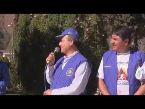 MUNICIPIO DE ABANCAY APERTURÓ PARTIDA DE LOS NUEVOS CHASQUIS DEL PERÚ CON DESTINO A LIMATAMBO