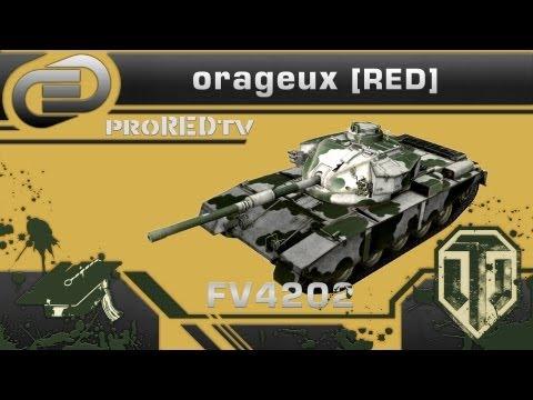 orageux[RED]   Гайд по FV4202