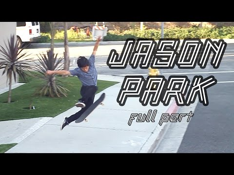 Skater Jason Park's New Video