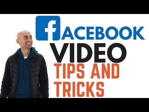 5 (Simple) Facebook Video Hacks