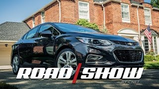 2016 Chevrolet Cruze is a solid all-around performer by Roadshow