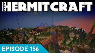 Hermitcraft IV 156   SAYING GOODBYE..   A Minecraft Let's Play