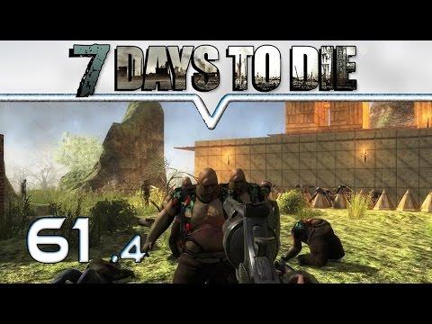 7 DAYS TO DIE Alpha 11 ★ #61 Männer in Hawaiihemden ★ Let's Play Deutsch German Gameplay