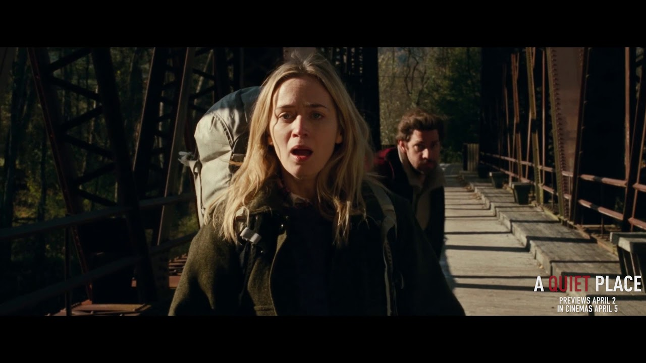 A Quiet Place | Bridge | Paramount Pictures UK