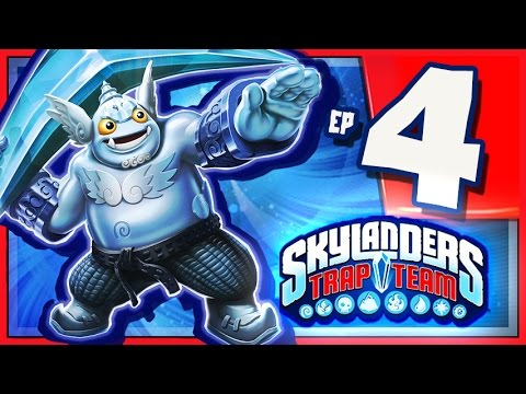 skylanders trap team wii u test