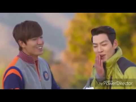 (The Heirs) Funny Moments (видео)
