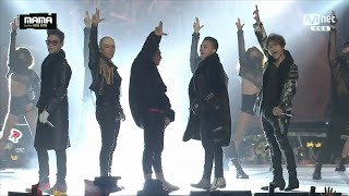 Download Video BIGBANG - 'LOSER' + 'BAE BAE' + '뱅뱅뱅(BANG BANG BANG)' in 2015 MAMA MP3 3GP MP4