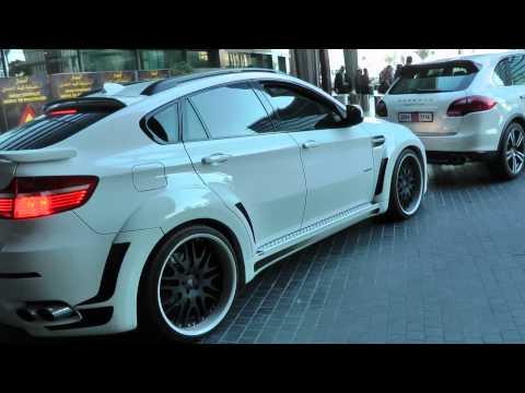 BMW X6 BMW X6 Hamann