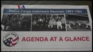 Video Reuni Angkatan Pertama Peace Corps Indonesia - Liputan Feature VOA MP3, 3GP, MP4, WEBM, AVI, FLV Desember 2017