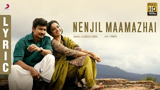 Video Nimir - Nenjil Maamazhai Tamil Lyric | Udhayanidhi Stalin, Namitha Pramod, Ajaneesh MP3, 3GP, MP4, WEBM, AVI, FLV Januari 2018