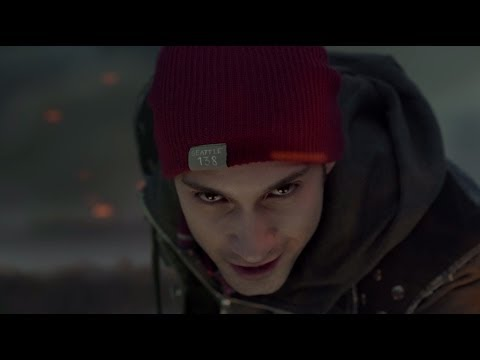 NEW - Live action TV advert from our colleagues in PlayStation America. Coming March 21st, 2014, inFAMOUS Second Son, a PlayStation 4 exclusive, brings you an acti...