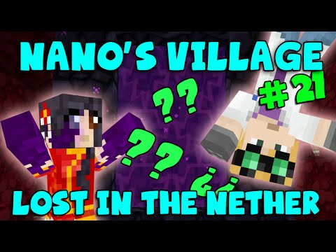 Lost - Kim gets lost in the Nether, so Duncan mounts a rescue operation in Nano's Village! Next Episode: ...