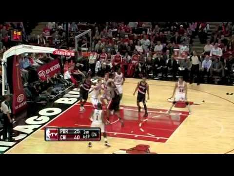 Portland Trail Blazers 98 – Chicago Bulls 110
