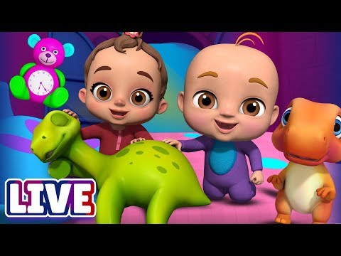 Video songs - Are You Sleeping? & Many More Baby Songs & 3D Nursery Rhymes by ChuChu TV – LIVE Stream