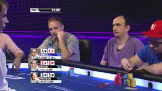 Video Luckiest poker player ever! Part 1of2 MP3, 3GP, MP4, WEBM, AVI, FLV Desember 2018