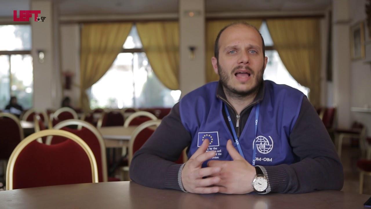 Συνεντεύξεις – Το Left.gr στη δομή φιλοξενίας των Βιλίων Αττικής