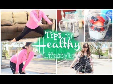 Tips to Kickstart a Healthy Lifestyle