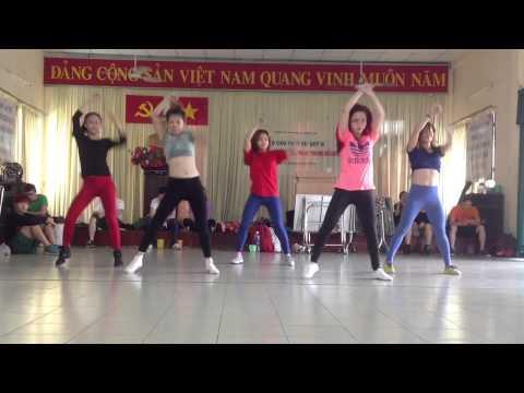 La la la world cup - oh dance team Girl