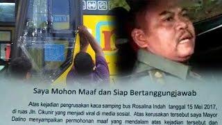 Video Setelah Videonya Viral, Begini Nasib TNI yang Pecahkan Kaca Bis di Tol Cikunir MP3, 3GP, MP4, WEBM, AVI, FLV Oktober 2018