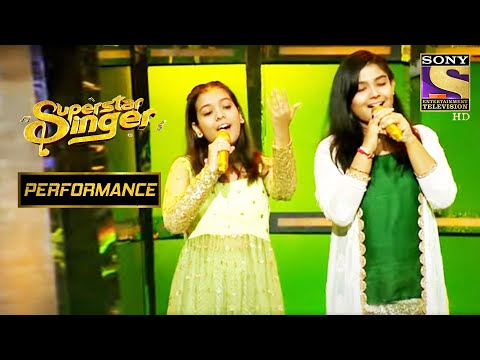"""Nishita And Ankona Give The Audience Goosebumps With """"Vande Matram"""" 