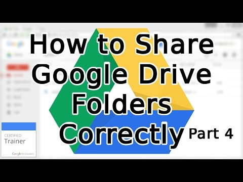 Video Tutorial: How to Share Google Drive Folders and Share Permissions (2015) download in MP3, 3GP, MP4, WEBM, AVI, FLV January 2017