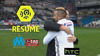 Video Olympique de Marseille - EA Guingamp (2-0)  - Résumé - (OM - EAG) / 2016-17 MP3, 3GP, MP4, WEBM, AVI, FLV Mei 2017