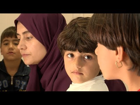 Syrian Refugees: Desperate in Lampedusa