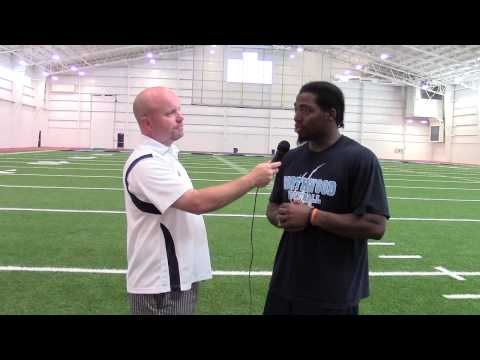 10 Interviews In 10 Days - Damion Horton