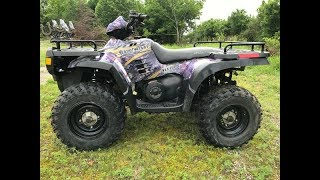 9. 2004 Polaris Sportsman 700 ATV - coming for sale in TN June 23, 2017