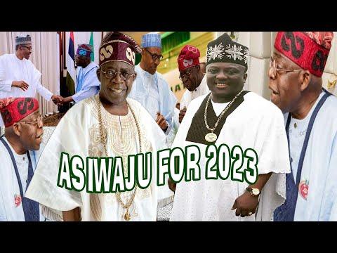 BOLA AHMED TINUBU AND SAHEED OSUPA FOR 2023