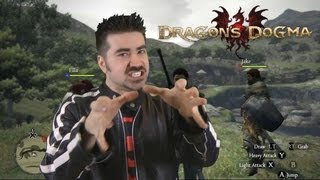 Video Dragon's Dogma Angry Review MP3, 3GP, MP4, WEBM, AVI, FLV Desember 2018