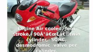 4. 2005 Ducati ST 4S ABS -  Specification Transmission Dealers Details Engine Top Speed