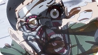 GHOST IN THE SHELL: THE NEW MOVIE Trailer 2 (2016) by New Trailers Buzz