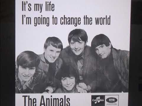 """the Animals   """" I'm gonna change the world """"    2020 stereo mix."""