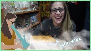 MAIL HAUL | cannabis accessories by Jenny Wakeandbake