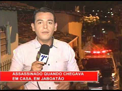 [RONDA GERAL] Homem é assassinado na comunicade Padre Roma, Jaboatão dos Guararapes