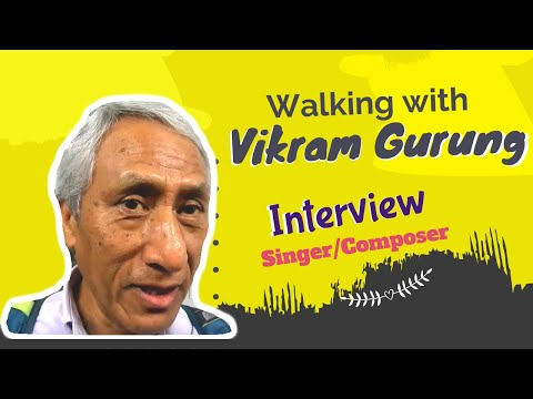 (Walking with Vikram Gurung in Hong Kong - Duration: 21 minutes.)