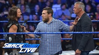 Nonton A War Of Words Raises The Stakes Of Wrestlemania Contract Signing  Smackdown Live  March 28  2017 Film Subtitle Indonesia Streaming Movie Download