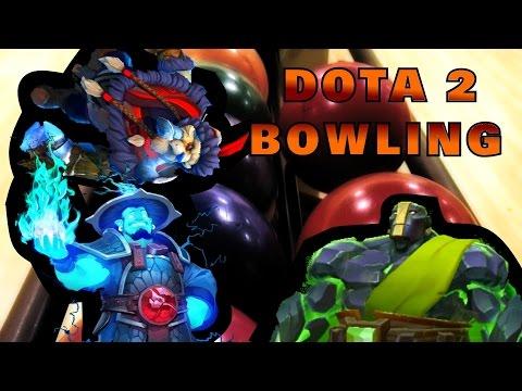 Dota 2 Bowling