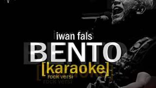 bento - iwan fals (karoke musicover) rock newversi