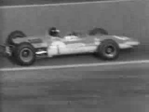 El fatal accidente de Jim Clark