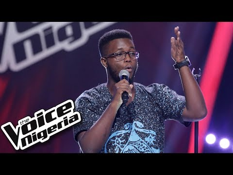 "Yimika Akinola Sings ""ordinary People"" / Blind Auditions / The Voice Nigeria Season 2"