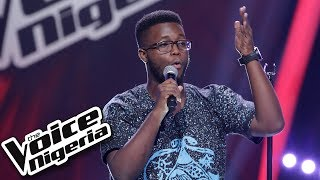 "Yimika sings ""Ordinary People"" by Cobhams Asuquo which got him 2 turns and a spot on TeamYemi. Official Website: http://africamagic.tv/thevoice Watch Full ..."