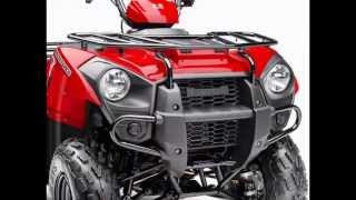 3. 2014 Kawasaki Brute Force 300 Revealed and Priced