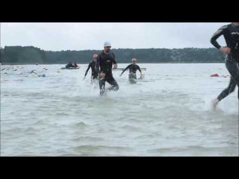 Mordercze zmagania na Triathlon Bydgoszcz-Borówno 2016