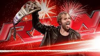 Nonton Wwe Monday Night Raw 4th July 2016 Highlights   Wwe Raw 7 4 16 Highlights Film Subtitle Indonesia Streaming Movie Download