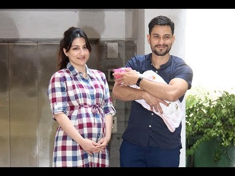 FIRST PICS of Soha Ali Khan and Kunal Kemmu's daughter Inaaya