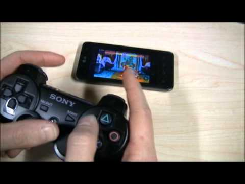 Video of Sixaxis Controller