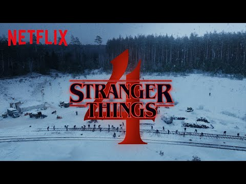 Stranger Things 4 | Desde Rusia con amor… | Netflix